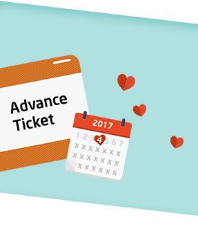 Advance Ticket