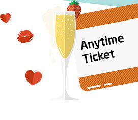 Anytime Ticket