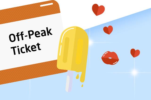 Off-Peak Ticket